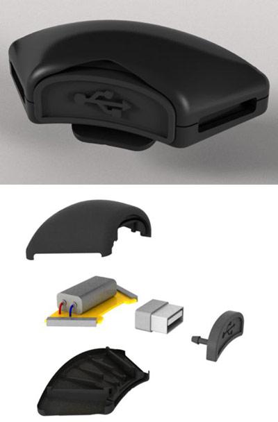 kinetic charger