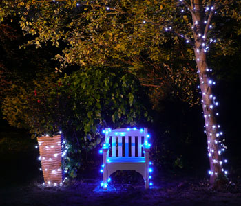 Solar fairy lights how to repair blinking or flashing LED lights