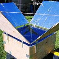 big solar oven