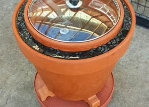 solar zeer pot fridge
