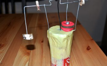 stirling engine coke can