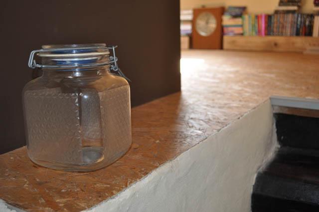 solar light jar