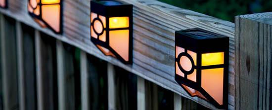 solar accent lights